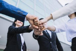 solidarité et travail en équipe