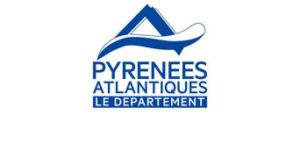 logo Département des Pyrénées Atlantiques