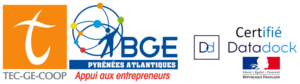 Logo BGE TECGECCOP PYRENEES ATLANTIQUES