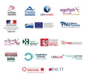 Partenaire TecGeCoop image de logos 2