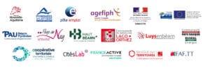 Partenaire TecGeCoop image de logos 1