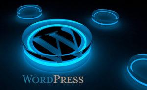 fond background WordPress